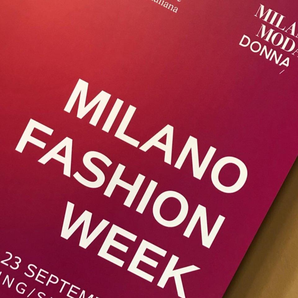 fashion week milano allestimento martatonistudio