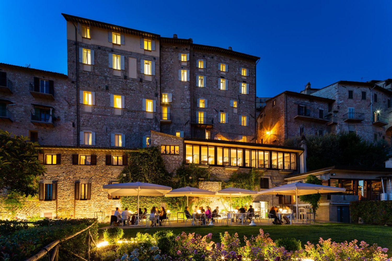 Hotel Fontebella palace Assisi